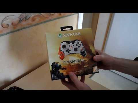 Titanfall  Manette sans fil Édition limitée Xbox One.