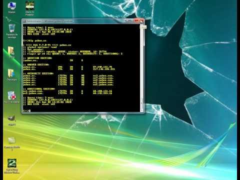 BIND 9 en Windows 7 (2ª parte)