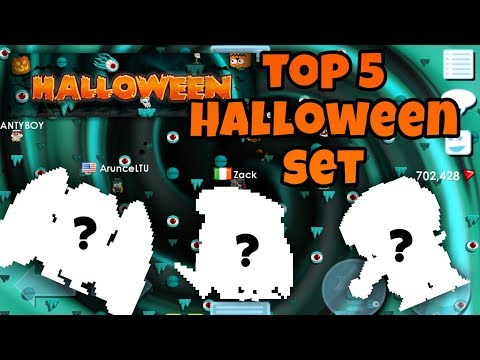 Top 5 Halloween Set | Growtopia