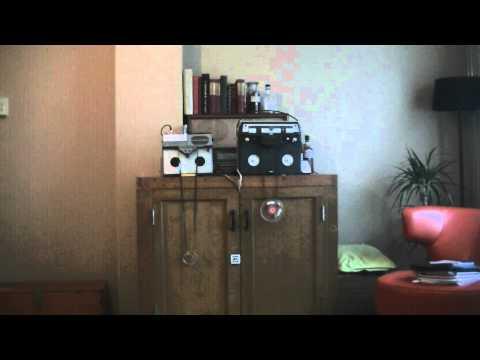two sad tape recorders