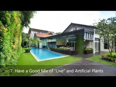 Gardens & Roof Terrace Landscaping Ideas Ep 1