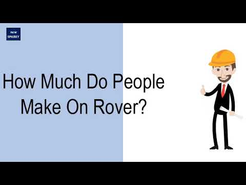 How Much Do People Make On Rover?