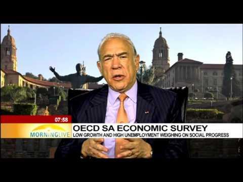 2017 OECD Economic survey on SA
