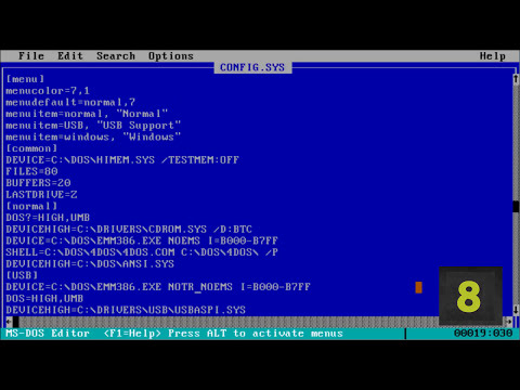 8 Secret DOS Commands and How to Use Them