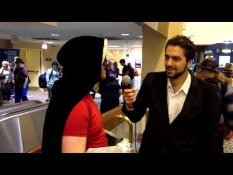 Hal-Con 2013 Interviews: Robin