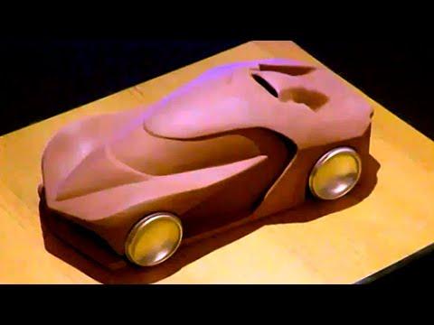Making A Clay Car Model 4
