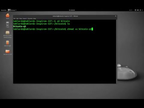 How to install Bitcoin Core wallet in any Linux distribution