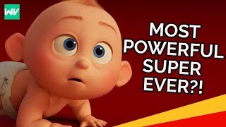 Pixar Theory: Is Jack-Jack The Most Powerful Super In The Incredibles?