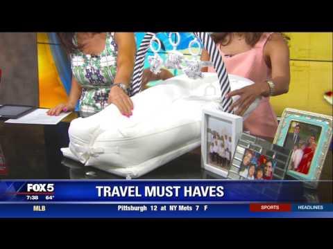 Travel Tips - Fox 5 TV Segment