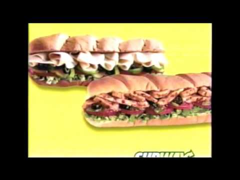 Subway Commercial - 2004