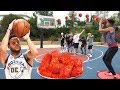 4 Point Shot Challenge W HOTTEST WINGS FORFEIT Ft 2HYPE