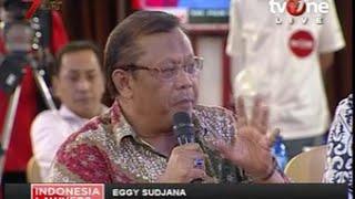 """ILC """"Putusan Jokowi KPK-Polri"""": Eggy Sudjana:Presiden Ambil Keputusan Ini Karena BG Sudah Legowo"""