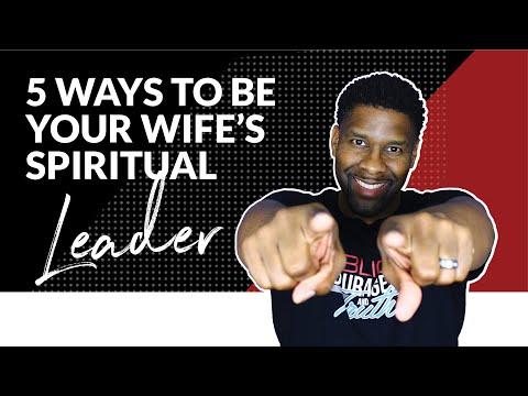 HUSBAND'S ROLE IN MARRIAGE | SPIRITUAL LEADERSHIP