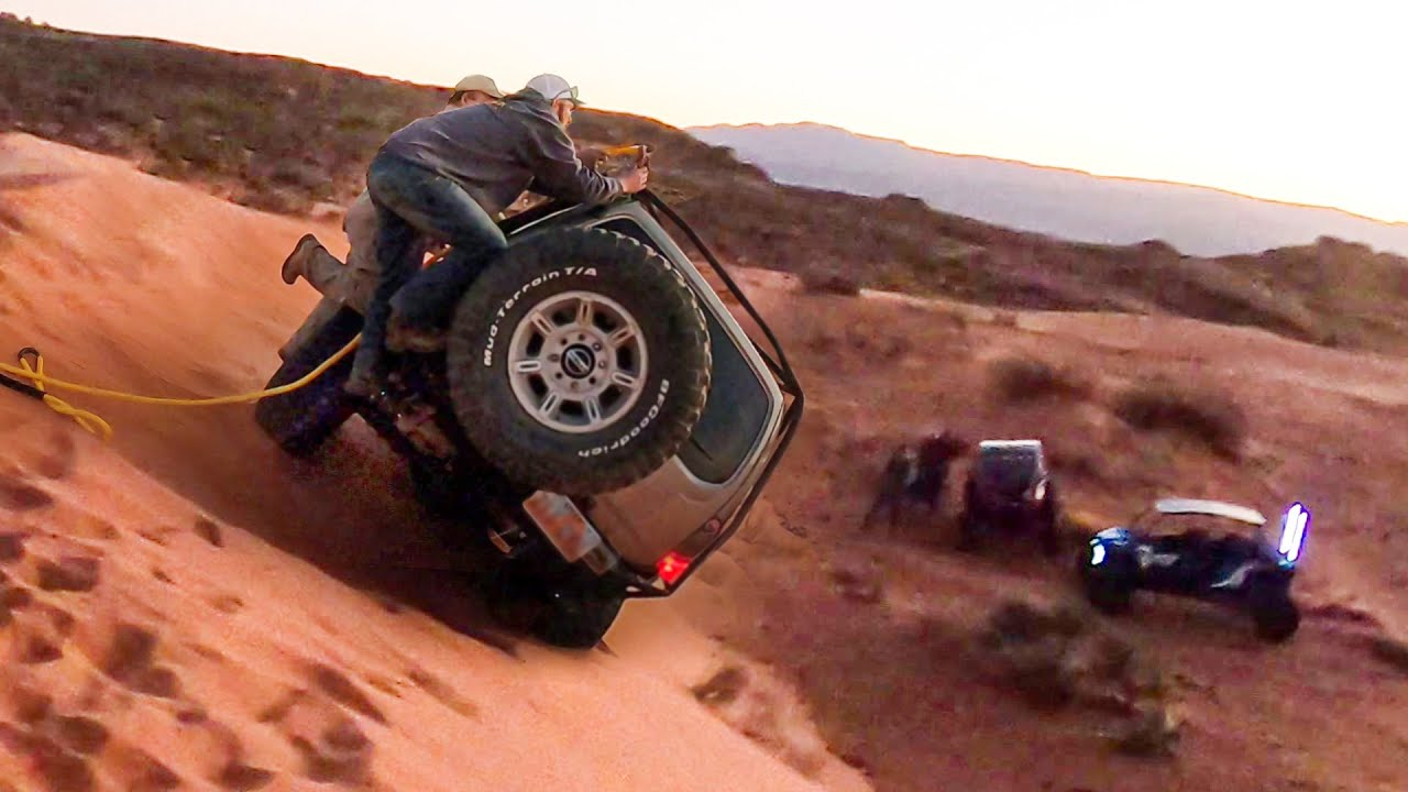 Nissan Is Ready to Flip Sideways & Another Ford Raptor