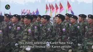 Karen rivals unite for New Year