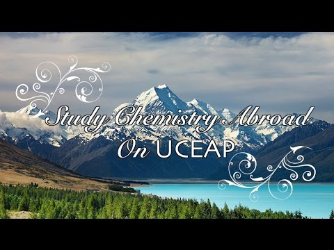 Study Chemistry Abroad on UCEAP!