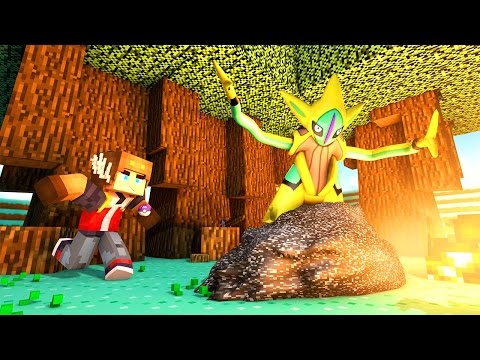 Pixelmon - CATCHING SHINY DEOXYS! (Minecraft Pokemon Roleplay) Episode 27