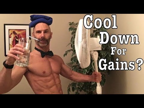 Cool down for gains? Recover faster, train harder and relieve DOMS, muscle tension and blood pooling