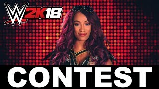 WWE 2K18 Promos4Promos Contest