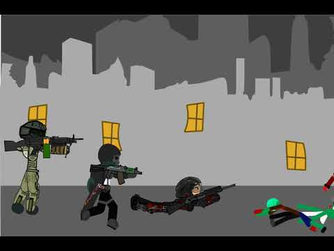 Swat vs zombies old sports