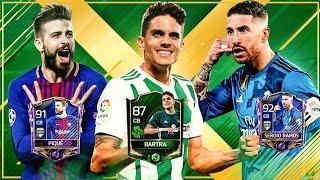 TOP RECOMENDACIONES PORTEROS Y DEFENSAS - FIFA MOBILE