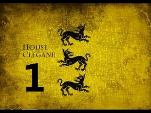 Crusader Kings 2: Game of thrones mod- Clegane Part 1