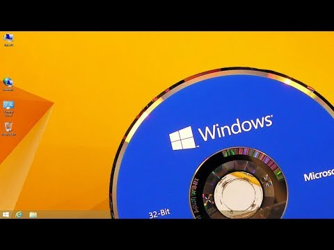 How to: Make a Windows 8.1 Install Disc