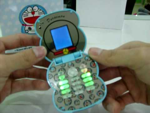 Doraemon phone available now at Di Mobile