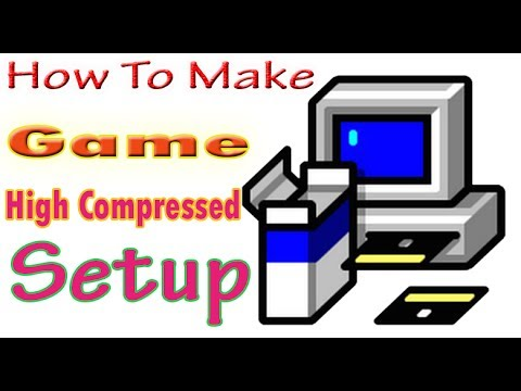 How To Make Highly Compressed Setup in Smart Install Maker - (How To Repack)