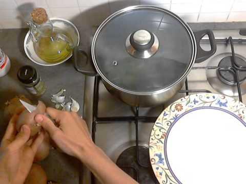 Spanish Food - Pork ribs with potatoes - Video Recipe