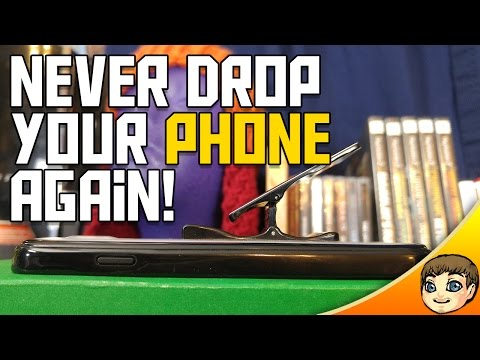 FlyGrip Review - Never Drop Your Phone Again!