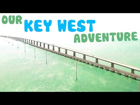 OUR KEY WEST ADVENTURE 🚗