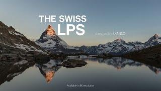 8K The Swiss Alps Timelapse