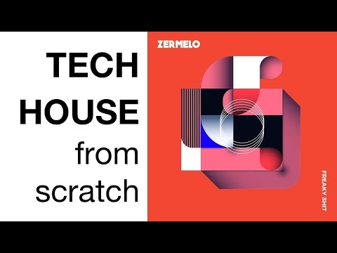 How To Make Tech House From Scratch (Using A Reference)
