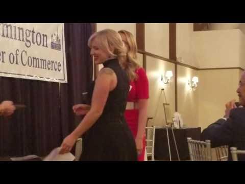 Small Business Award Acceptance Speech
