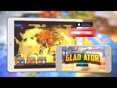 Gladiators Heroes - Genera Games (Gameplay 1)