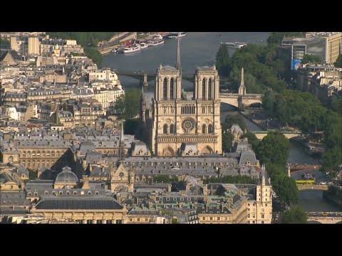 Notre-Dame de Paris à l'épreuve du temps