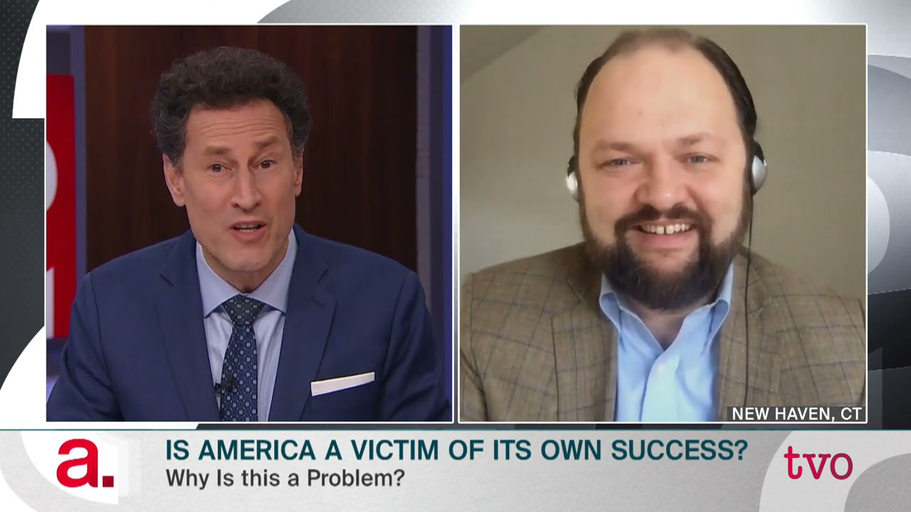 Ross Douthat: Is America a Victim of Its Own Success? | The Agenda