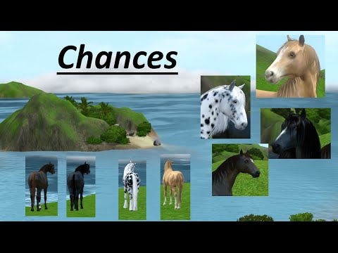 Chances - Trailer (Sims 3 Horse Story)