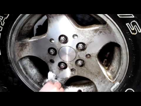 How to Clean your Dirty Rims!