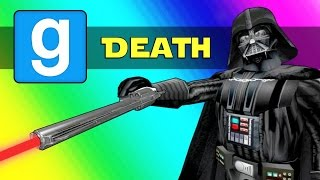 Gmod Deathrun Funny Moments - Star Wars Stormtrooper Tryouts! (Garry