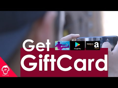 Get iTunes, Google Play and Paypal Giftcards 100% Authorized