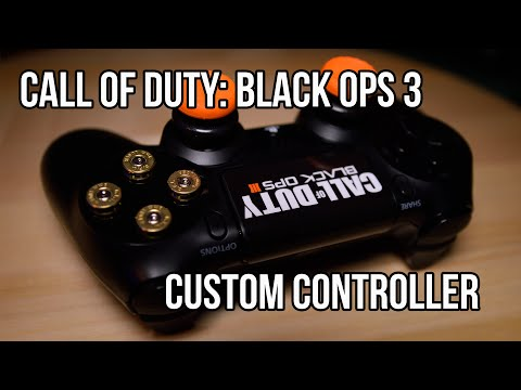 COD Black Ops 3 : Customised Controller