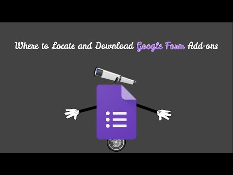 Where to Locate and Download Google Form Add-ons