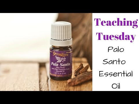 All about Palo Santo: Teaching Tuesday