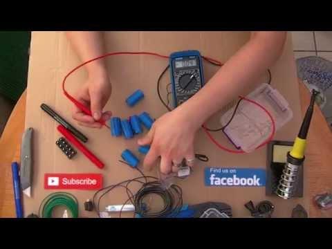 DIY Kayak battery box under £15 - with voltmeter