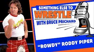 """""""Rowdy"""" Roddy Piper"""