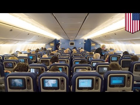 Boeing 777-seating: United Airlines 10-abreast plan makes passengers feel the squeeze - TomoNews