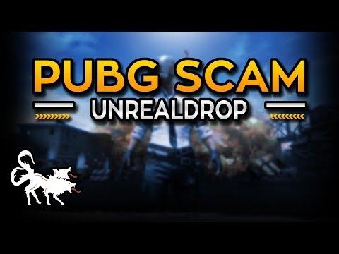 The PUBG Gambling Scam that is Unrealdrop