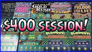 Lottery Scratchers Videos - 9tube tv